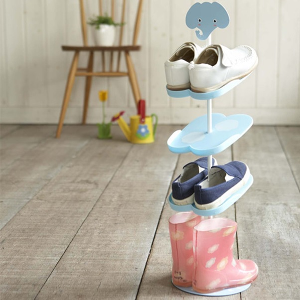 Toddler shoe storage ideas